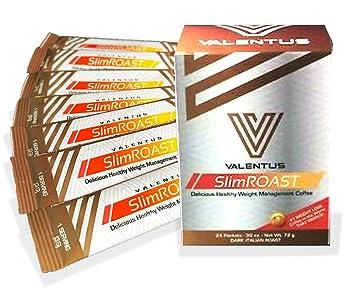 Amazoncom Valentus Slim Roast Italian Dark Roast Coffee 1 Week