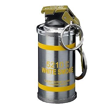 fadecase Lighter Replica - Real csgo Grenade Mechero Skin Counter Strike Global Offensive (Smoke): Amazon.es: Hogar