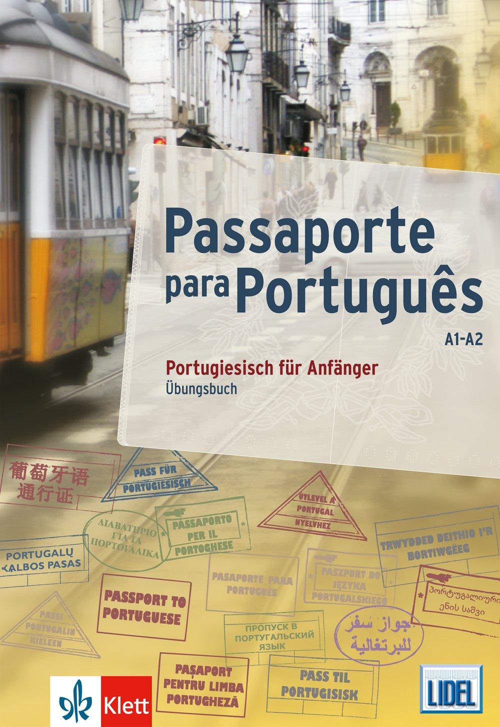 Passaporte para Português (A1/A2): Übungsbuch