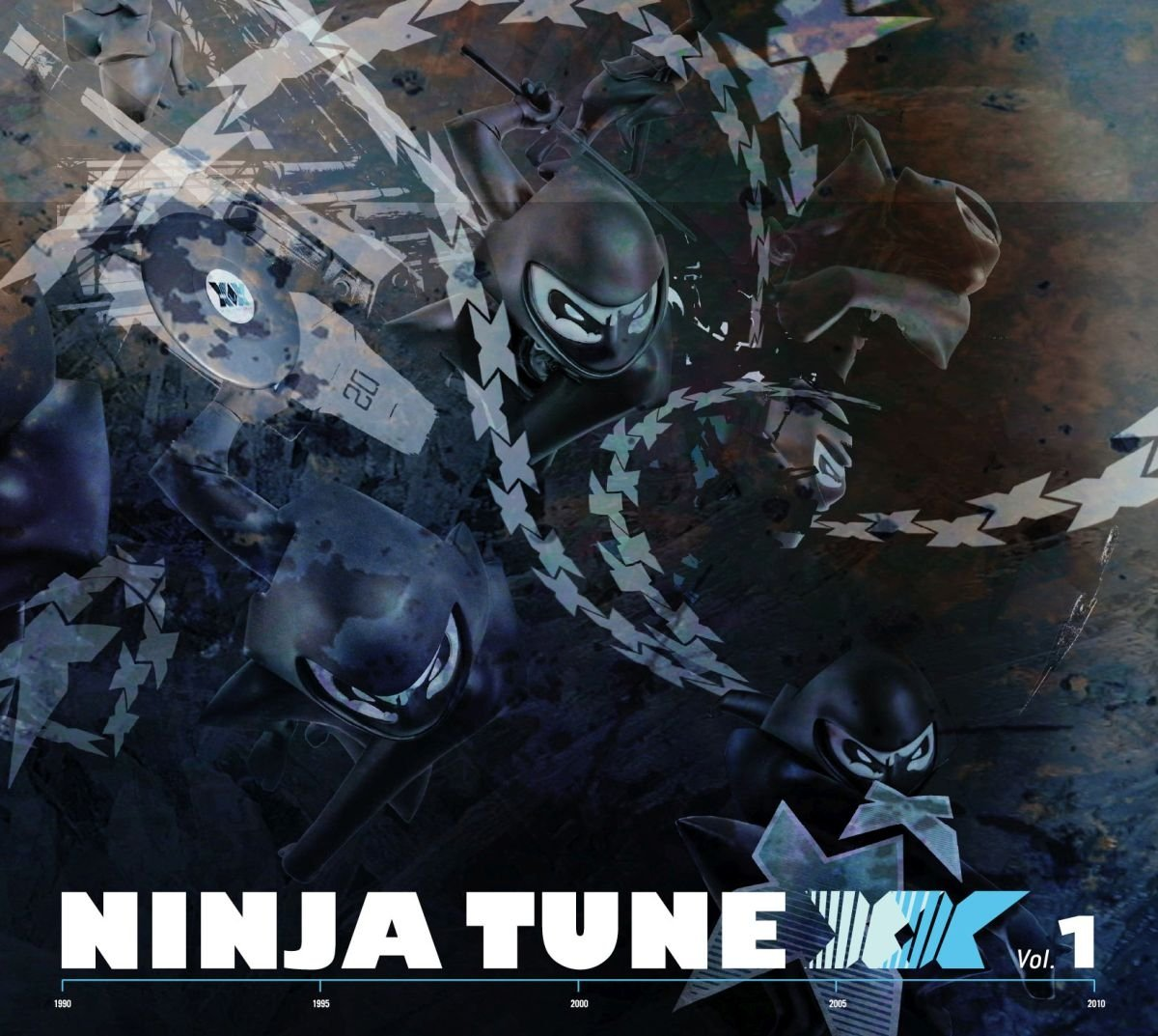 Ninja Tune XX: Volume 1