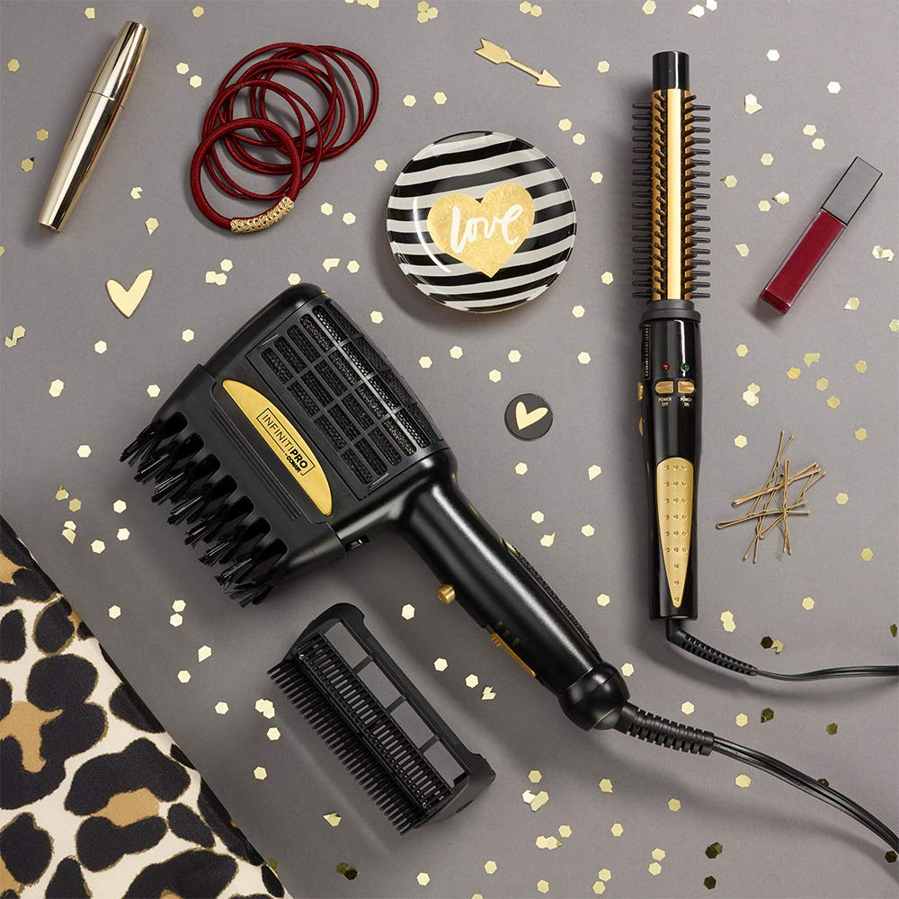 INFINITIPRO BY CONAIR 1875 Watt 3-in-1 Styler, One Step Style and Dry: Beauty