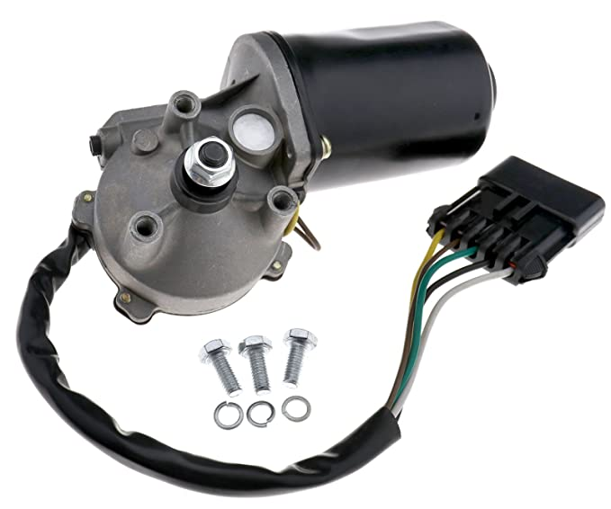 12 V motor limpiaparabrisas delantero parabrisas para Opel Astra G Mk4 MPN 23000826 W/tornillos: Amazon.es: Hogar