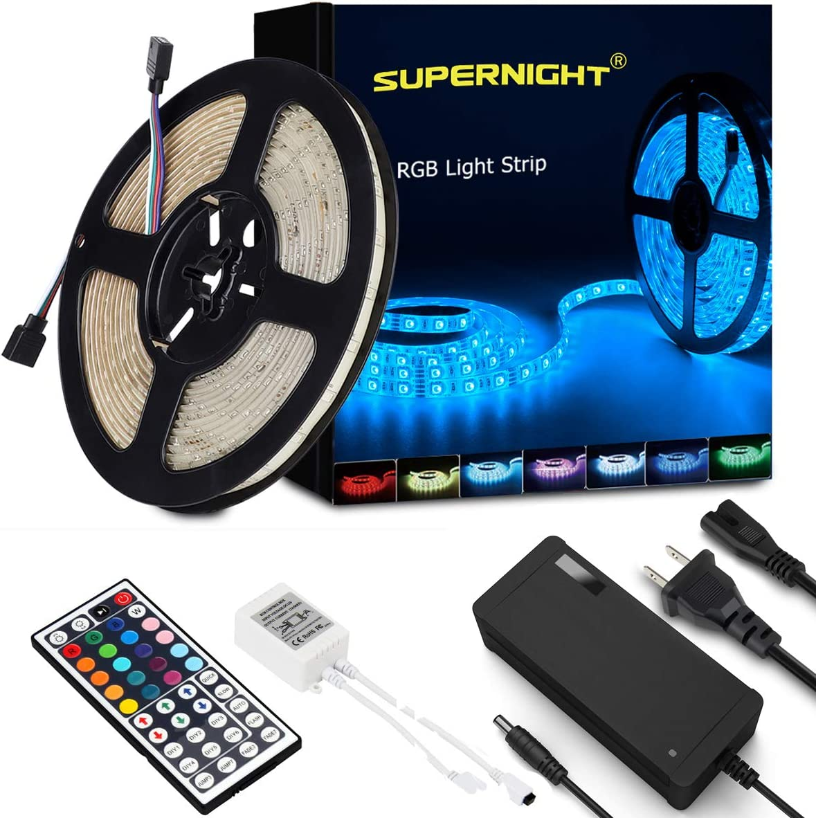 Supernight RGB LED Light Strip