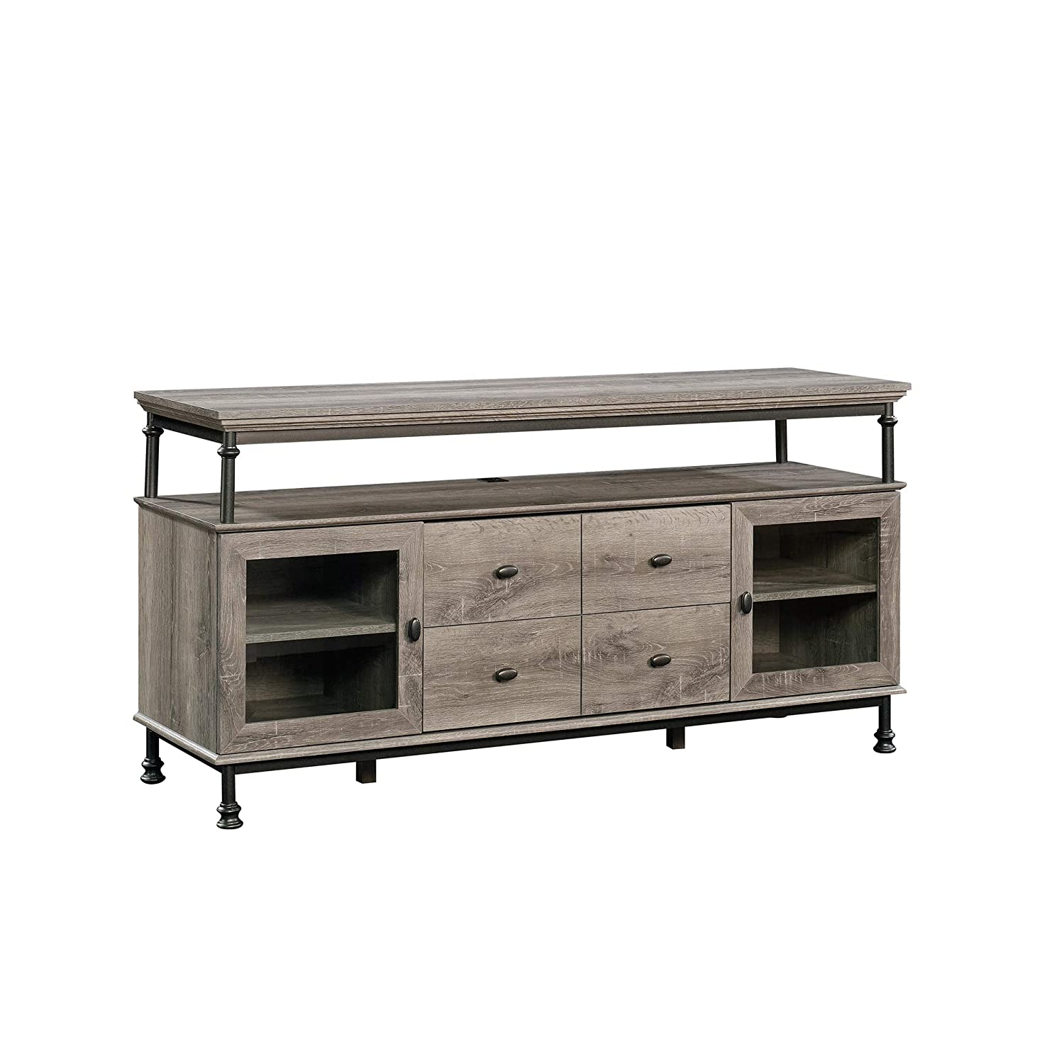 Sauder 420494 Canal Street Entertainment Credenza, L: 60.00