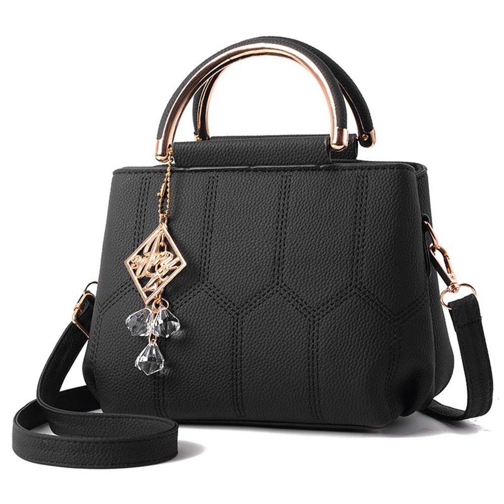 Amazon.com : GMYANDJB Shoulder Bags luxury handbags bags ...