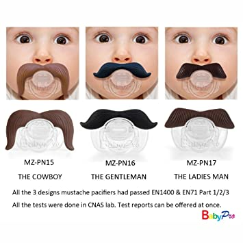 Amazon.com : baby chupeta pacifier clip silicone chupetes safety and ...