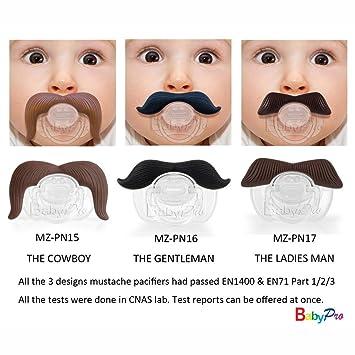 Amazon.com: Bebé chupeta Clip para chupete chupetes de ...