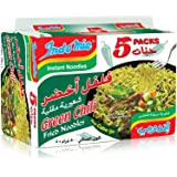 Indomie Pillow Pack - Green Chili Flv - Pack of 5