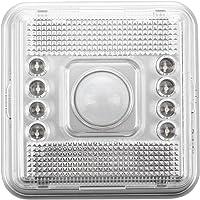 SODIAL(R) 3X 8 LED Lpara IR Infrarrojo Sensor
