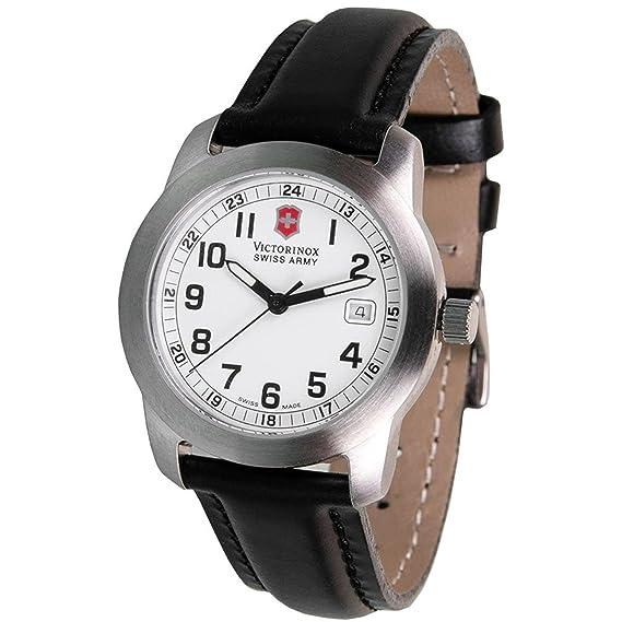 Victorinox Swiss Army Field Ladies Quartz Ss 24995.cb: Amazon.es: Relojes
