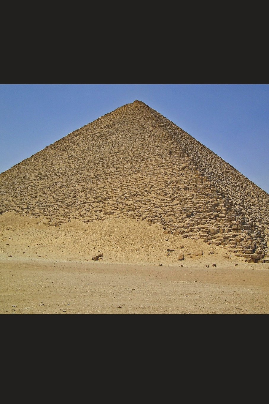 Download The Red Pyramid in Dahshur Egypt Journal: 150 page lined notebook/diary PDF