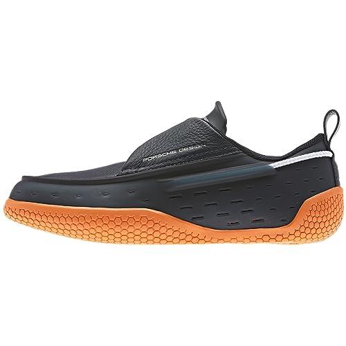 the latest d0ed7 39502 official store adidas porsche wat breeze mens sneaker dark navy bahia  orange q22054 35868 3a3b1