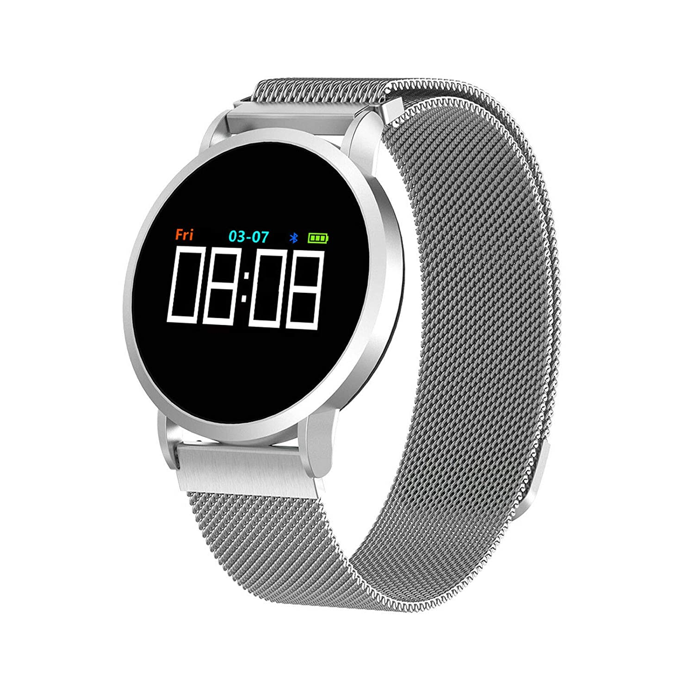 Amazon.com: FidgetFidget Waterproof Smartwatch for Men Women ...