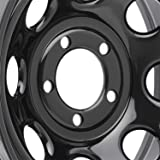 "Pro Comp Steel Wheels Series 97 Wheel with Gloss Black Finish (15x8""/5x4.5"")"