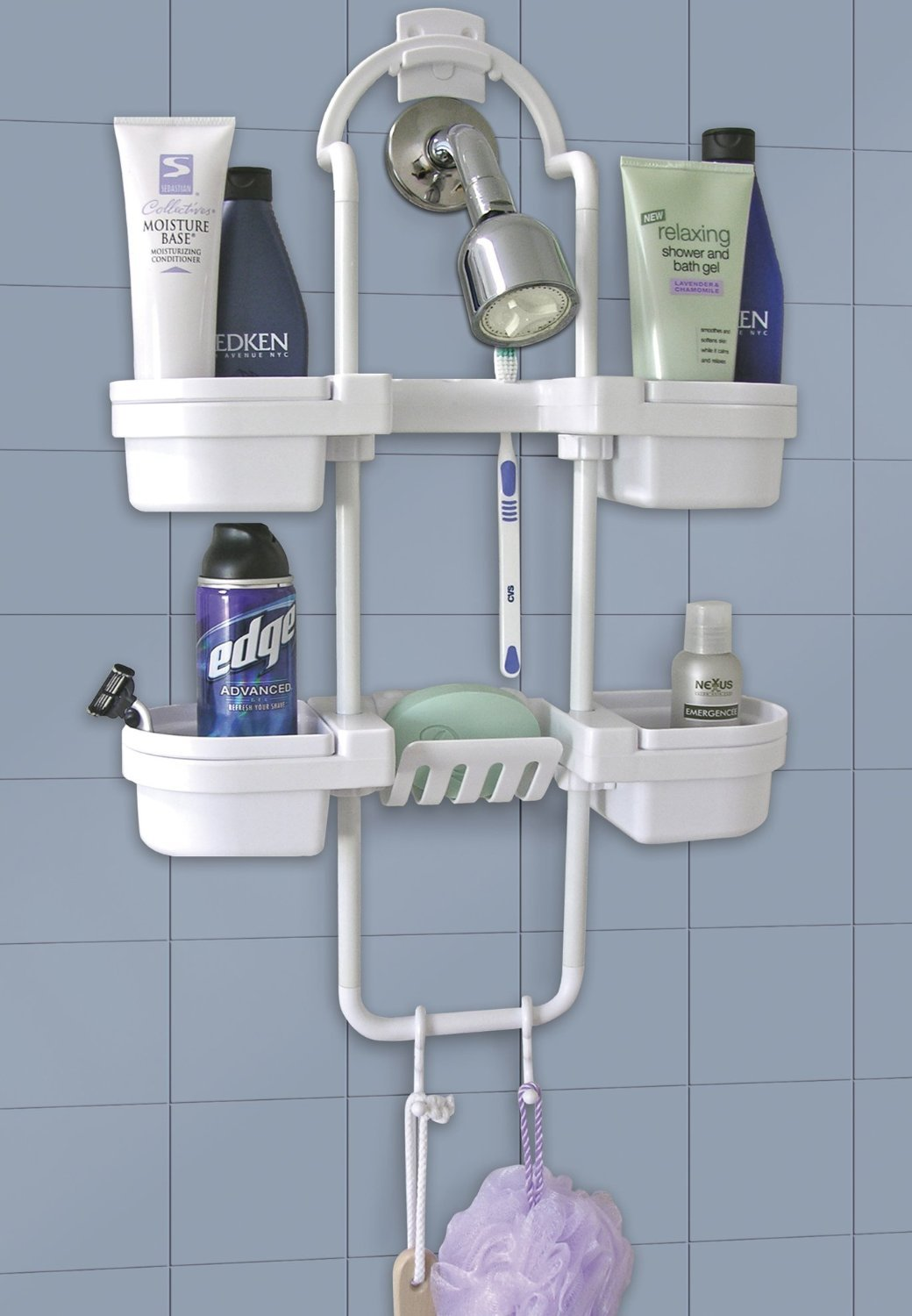 Amazon.com: Shower Caddy: Home & Kitchen