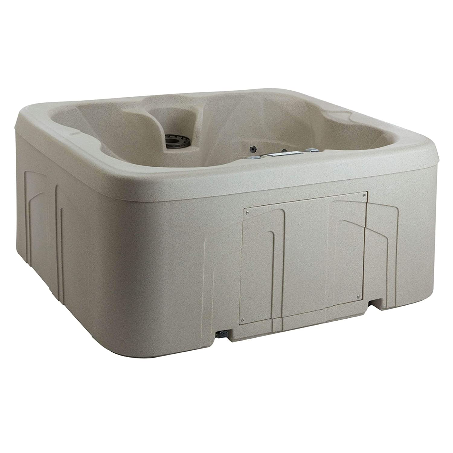 Top 10 Best Portable Hot Tubs (2020 Reviews & Buying Guide) 5