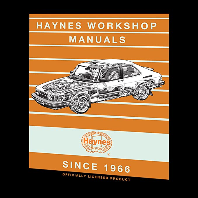 Haynes Workshop Manual 0765 Saab 900 Turbo Stripe Mens Hooded Sweatshirt: Amazon.es: Ropa y accesorios
