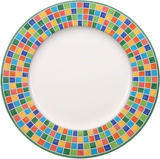Villeroy /& Boch 1013603170 Twist Alea Limone Round Vegetable Bowl,