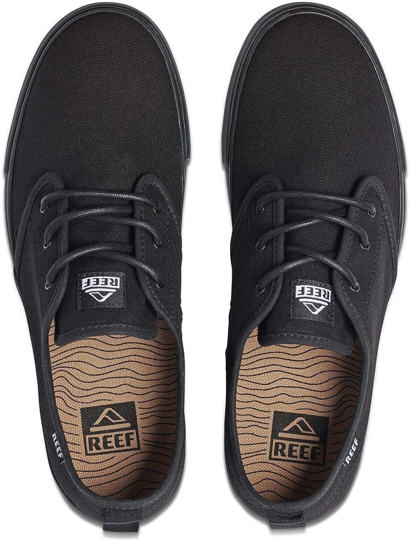 Reef Men's Rf0a3ykh Skate Shoe Schwarz All Black Alb