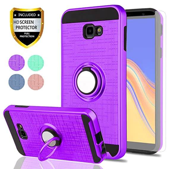 samsung galaxy j4 plus case purple