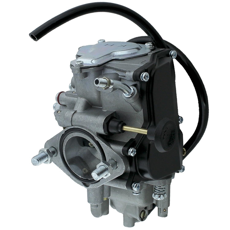Amazon caltric carburetor fits yamaha warrior 350 yfm350 yfm amazon caltric carburetor fits yamaha warrior 350 yfm350 yfm 350 1993 1998 automotive pooptronica Choice Image