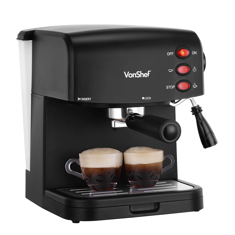 VonShef Espresso Coffee
