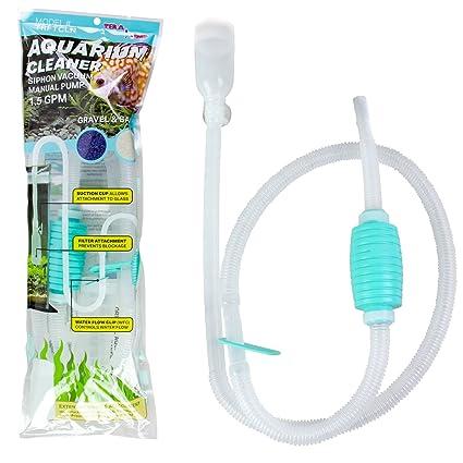 Cleaning & Maintenance Just Aquarium Accessories Aquarium Fish Tank Siphon Vacuum Water Pump Gravel Cleaner Discounts Price Pet Supplies