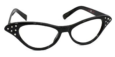 35f2a4e63c1a Amazon.com  Hip Hop 50s Shop Kids Cat Eye Glasses  Shoes