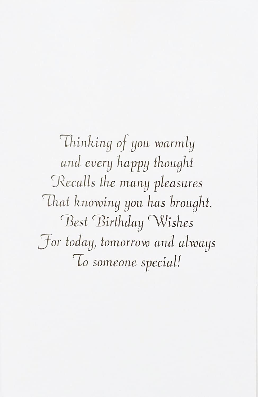 Amazon Happy 50th Birthday Greeting Card Fifty Fiftieth