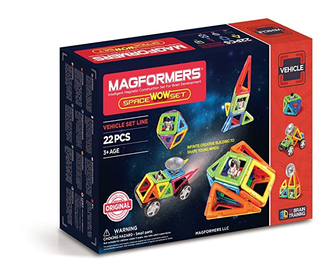 Review Magformers Space Wow Set
