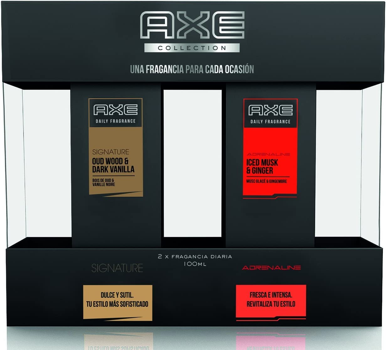 Axe Fragancia Diaria Pack Regalo: Amazon.es: Belleza