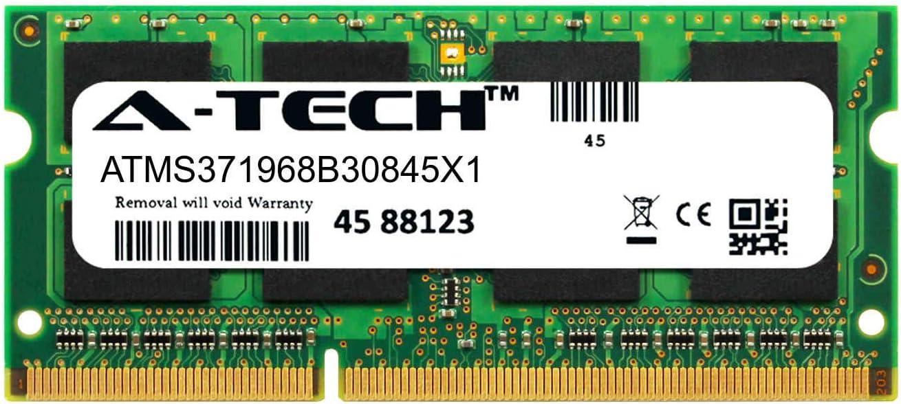 A-Tech 8GB Module for HP 15-bs0xx (Intel Pentium/Celeron Processors) Laptop & Notebook Compatible DDR3/DDR3L PC3-14900 1866Mhz Memory Ram (ATMS371968B30845X1)