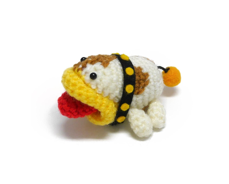 Hamanaka Knitted kit Yoshi wool World Poti Small H306-167: Amazon co