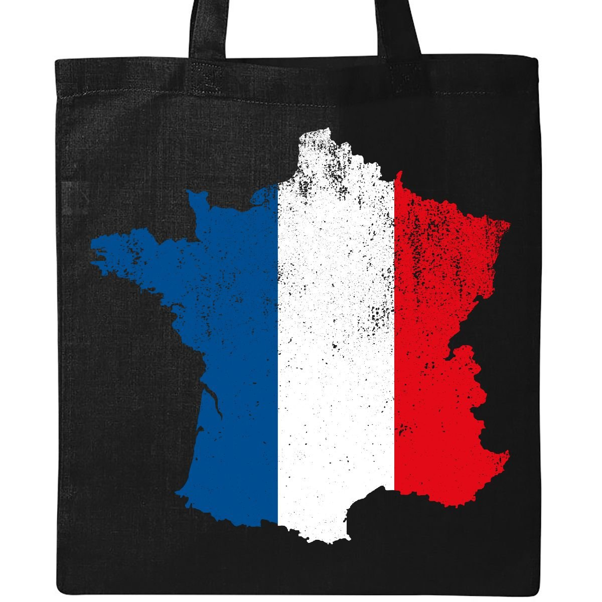 France Map Flag.Amazon Com Inktastic French Map Flag Tote Bag Black 2ebfe