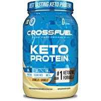 Phytogenix Crossfuel Keto Vanilla Protein Powder, 907g