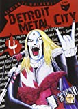 Detroit metal city: 4
