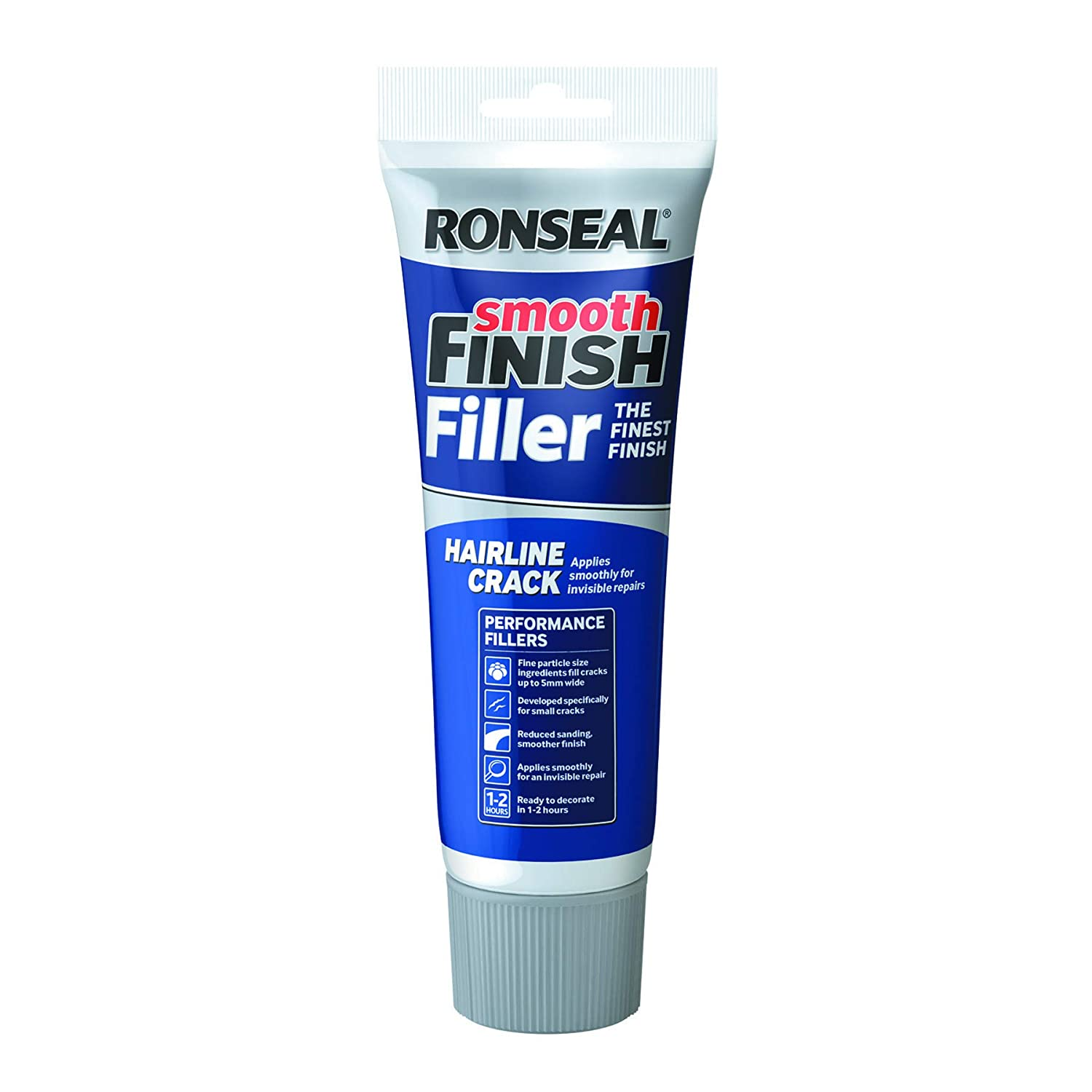 Ronseal Smooth Finish Hairline Crack Filler 330g 6886397-HHW