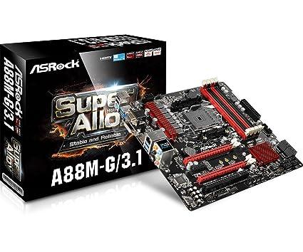 ASRock A88M-ITX/ac AMD Graphics Driver Windows XP