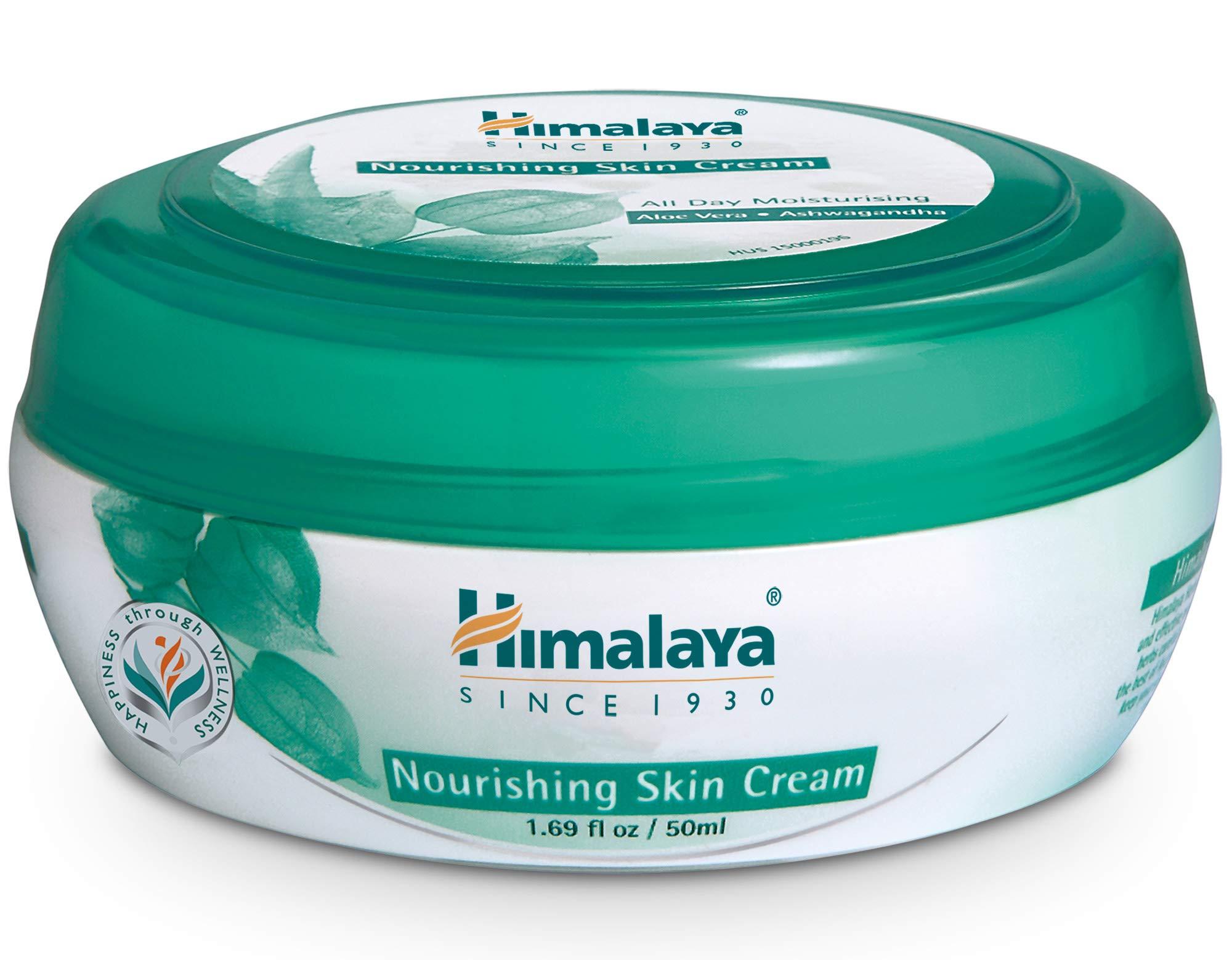 Himalaya Nourishing Skin Renewal Cream Ultra Hydrating for Soft Skin, 1.69 oz