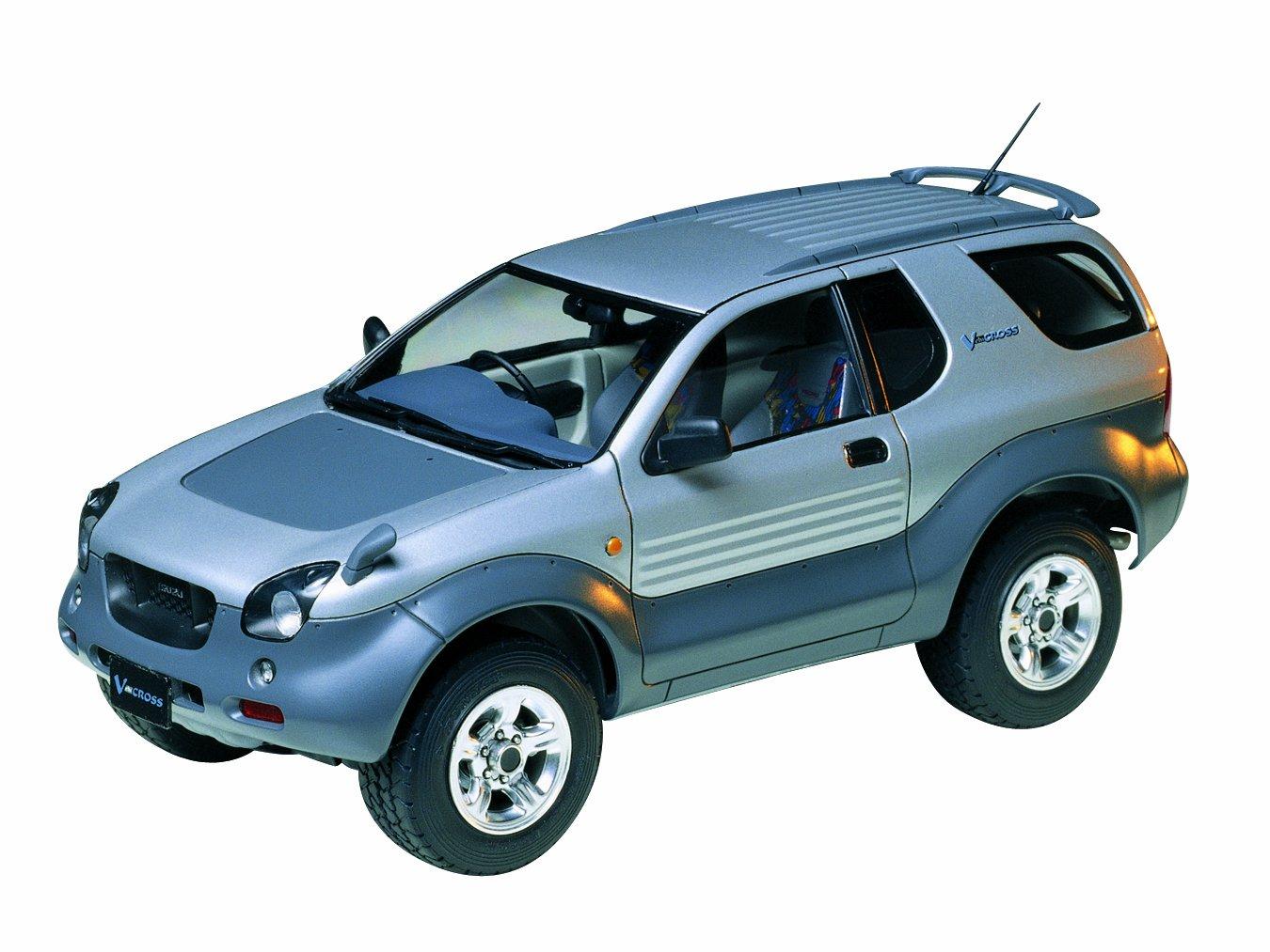 Amazon tamiya 24191 124 isuzu vehicross toys games sciox Image collections