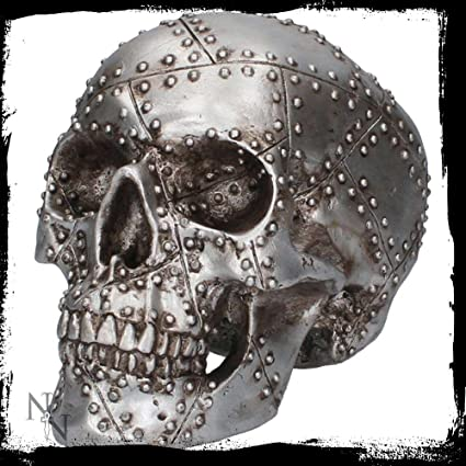 gth130 F Nemesis Now remaches calavera 19 cm: Amazon.es: Juguetes ...