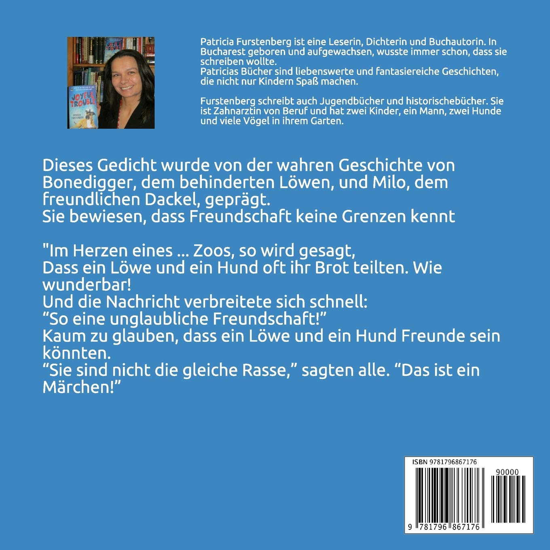 Der Löwe Und Der Hund German Edition Patricia Furstenberg
