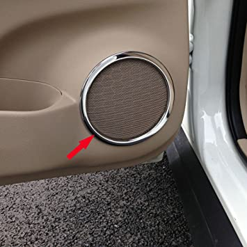 ABS Matte Interior Door Handle bowl cover trim For Nissan Rogue X-Trail 14-2018