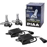 PIAA ( ピア ) LEDバルブ ヘッド&フォグライト用 2400lm 6000K HB3/HB4/HIR1/HIR2 【簡単取付】 LEH111