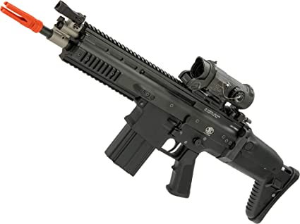 Amazon com : Evike FN Herstal Licensed Full Metal Scar-H