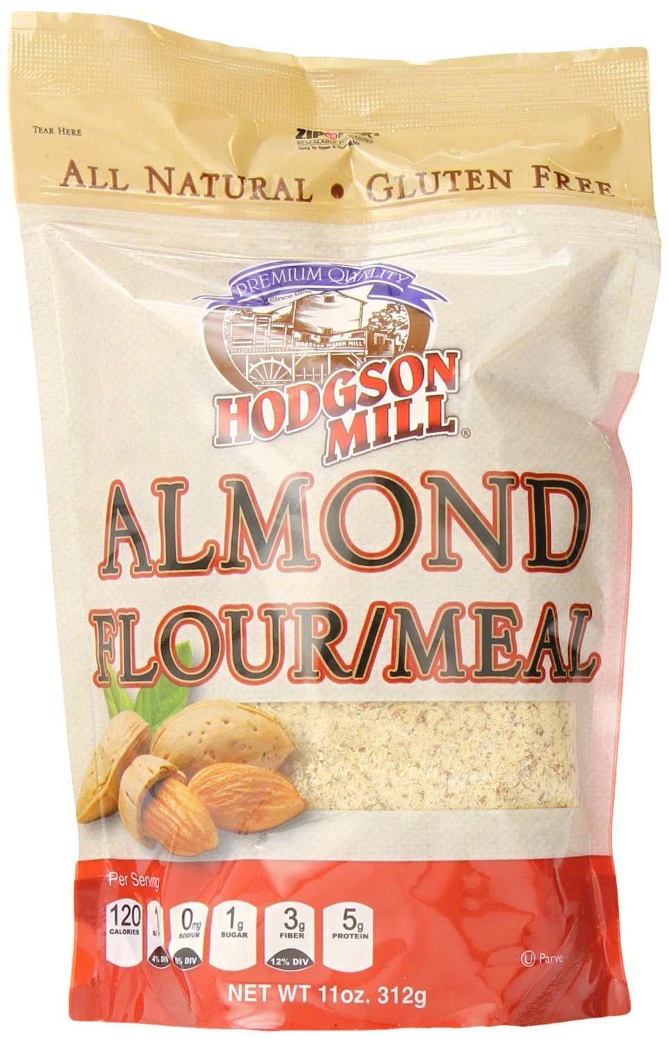 Hodgson Mill Flour Meal Almond