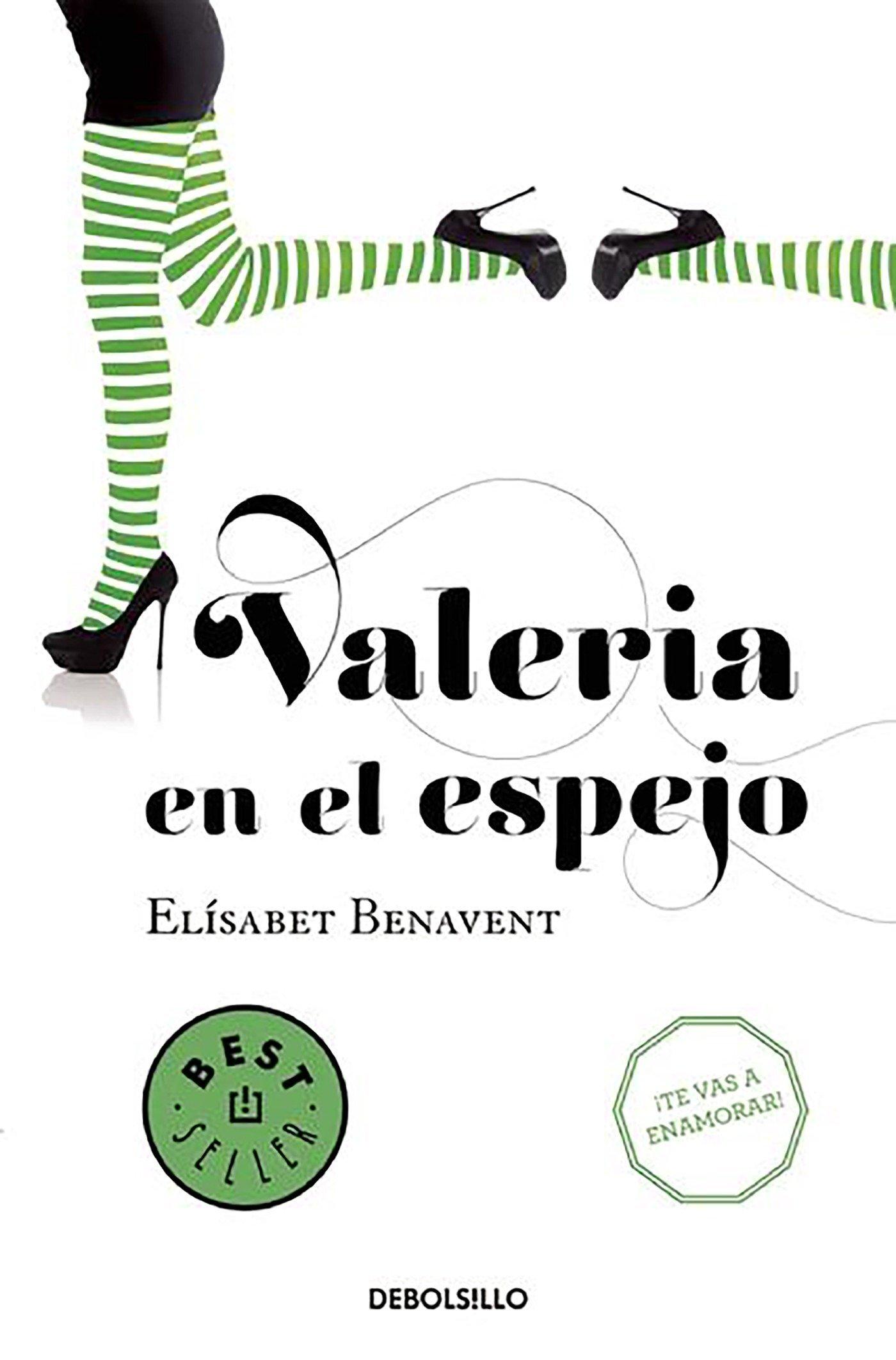 Valeria en el espejo (Saga Valeria 2): Amazon.es: Benavent ...