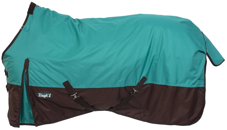 Turquoise 51  Tough-1 Polar 600D Waterproof Poly Turnout Blanket