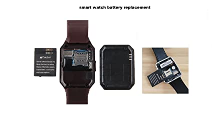 Shopp Clue 380mah Lq S1 Replacement Battery For Dz09 Smartwatch