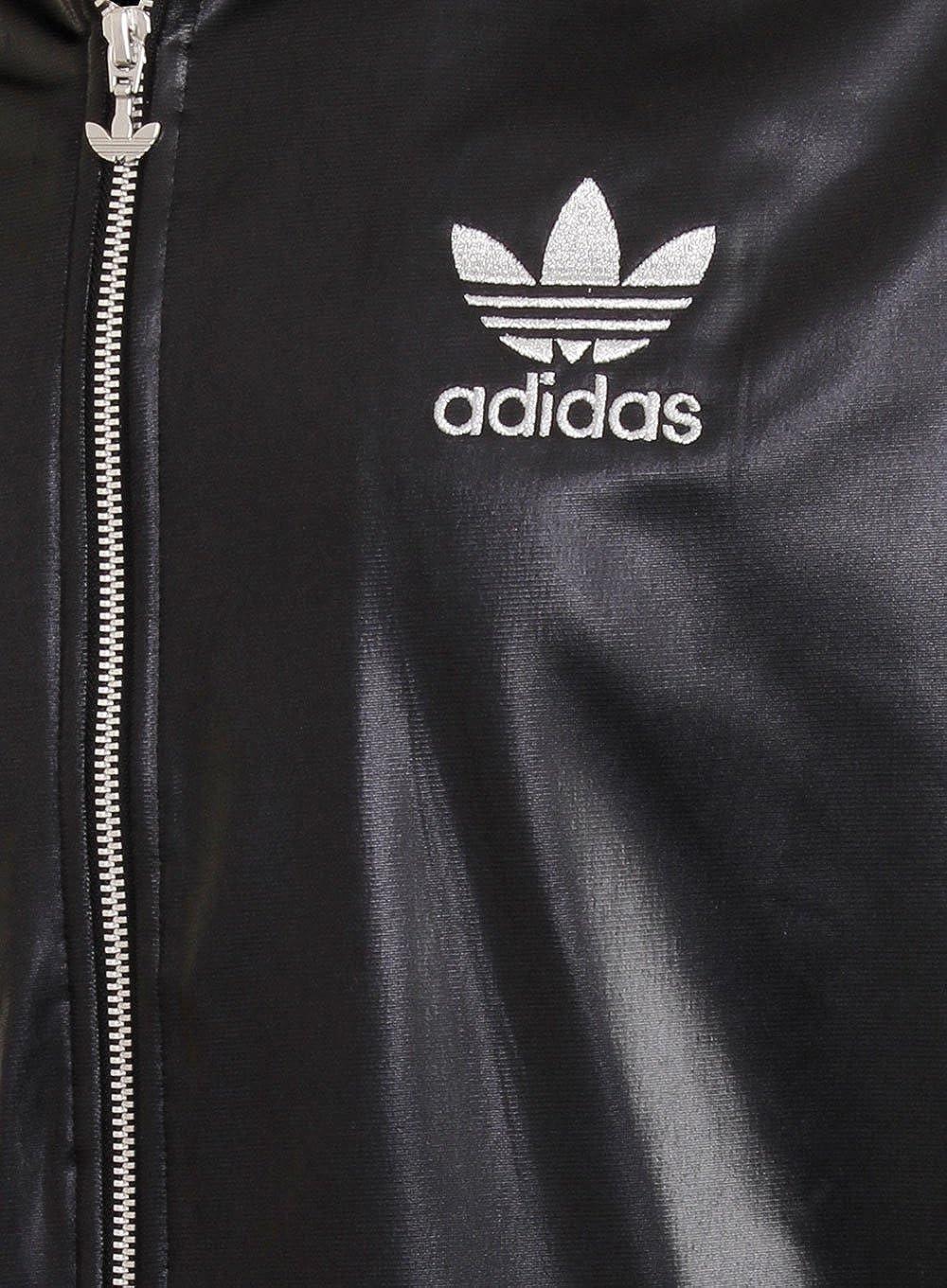 Adidas Originals Chile 62 Homme Veste (SW), Noir, Taille XL